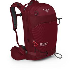 Osprey Kresta 20 Plecak Kobiety, rosewood red